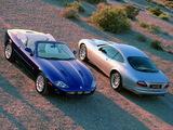 Jaguar XK photos