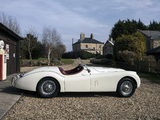 Photos of Jaguar XK120 Roadster 1949–54