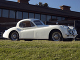 Photos of Jaguar XK120 Fixed Head Coupe 1951–54