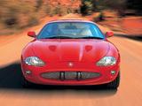 Photos of Jaguar XKR Coupe 1998–2002