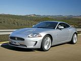 Photos of Jaguar XK Coupe 2009–11