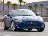 Photos of Jaguar XKR Coupe US-spec 2009–11