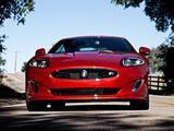 Photos of Jaguar XKR Coupe US-spec 2011