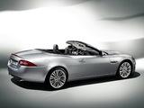 Photos of Jaguar XK Convertible 2011