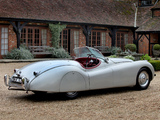 Pictures of Jaguar XK120 Roadster 1949–54