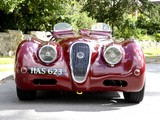 Pictures of Jaguar XK120 LT2 Alloy Roadster 1950