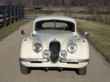Pictures of Jaguar XK120 Fixed Head Coupe 1951–54
