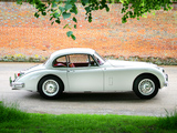 Pictures of Jaguar XK150 Fixed Head Coupe UK-spec 1958–61