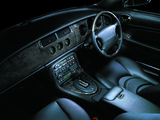 Pictures of Jaguar XKR Coupe 1998–2002