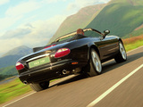 Pictures of Jaguar XKR 100 Convertible 2002