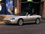 Pictures of Jaguar XKR Convertible 2004–06