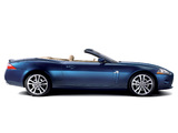 Pictures of Jaguar XK Convertible 2006–09