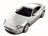 Pictures of Jaguar XK Coupe UK-spec 2006–09