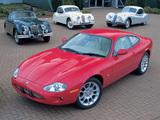 Pictures of Jaguar XK