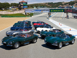 Jaguar XK-SS 1957 wallpapers
