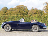 Jaguar XK150 Drophead Coupe 1958–61 wallpapers