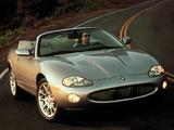 Jaguar XKR Convertible 1998–2002 wallpapers