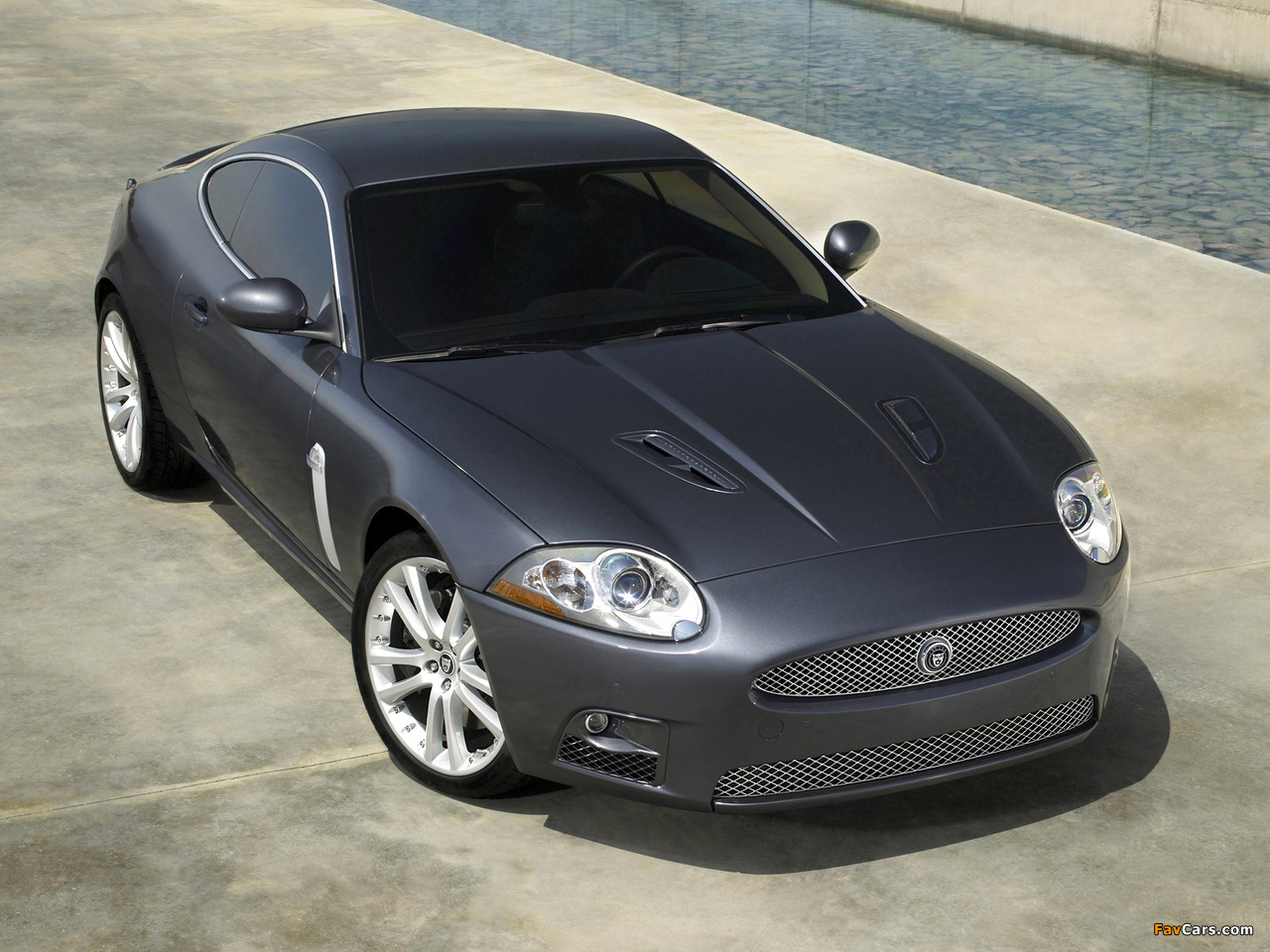 Jaguar Xkr Coupe 2007 09 Wallpapers 1280x960