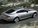 Jaguar XK Coupe 2009–11 wallpapers