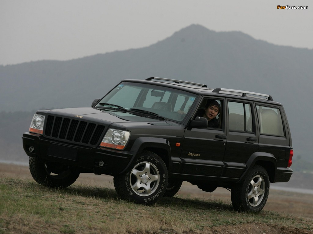 Jeep 2500 (BJ2021EB) 2003–05 pictures (1024 x 768)