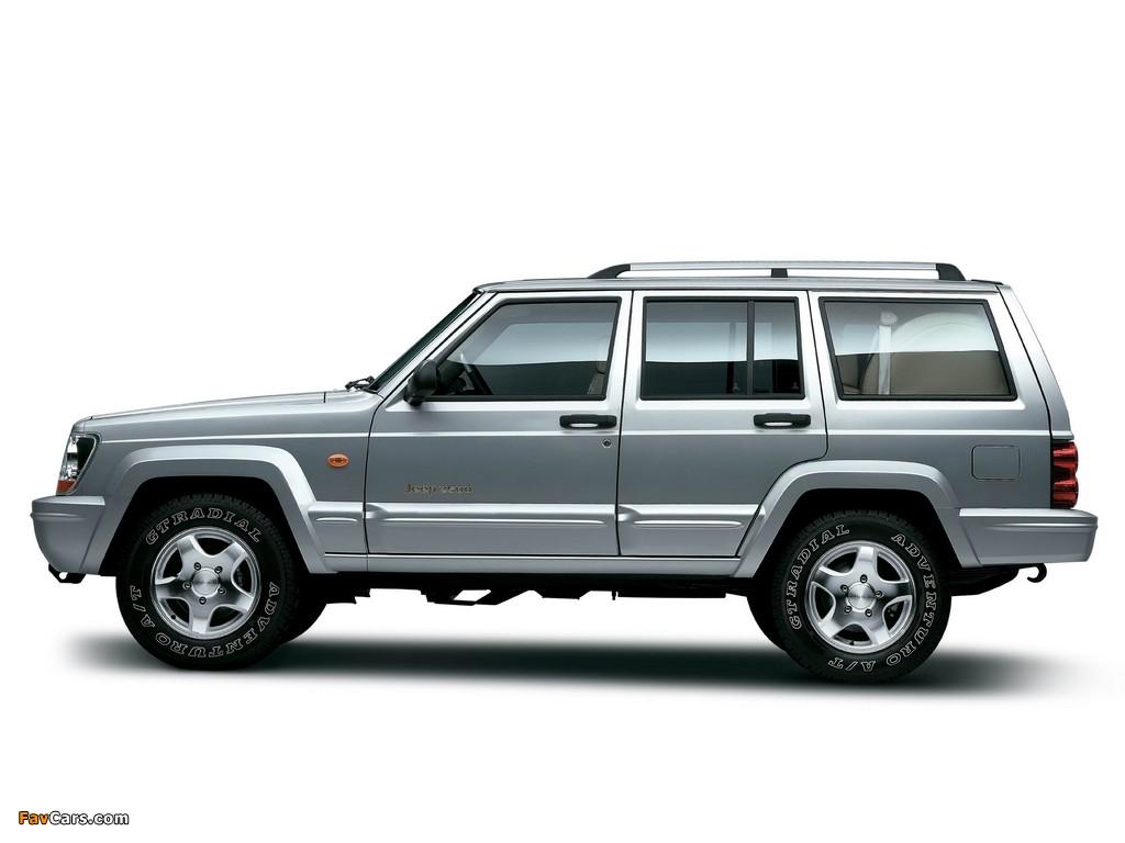 Photos of Jeep 2500 (BJ2021EB) 2003–05 (1024 x 768)