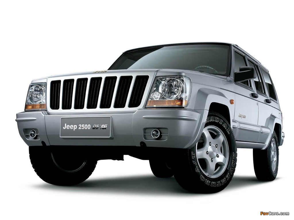 Pictures of Jeep 2500 (BJ2021EB) 2003–05 (1024 x 768)