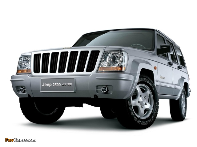 Pictures of Jeep 2500 (BJ2021EB) 2003–05 (640 x 480)
