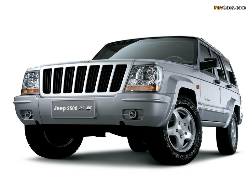 Pictures of Jeep 2500 (BJ2021EB) 2003–05 (800 x 600)