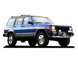 Images of Jeep Cherokee Country (XJ) 1993–96