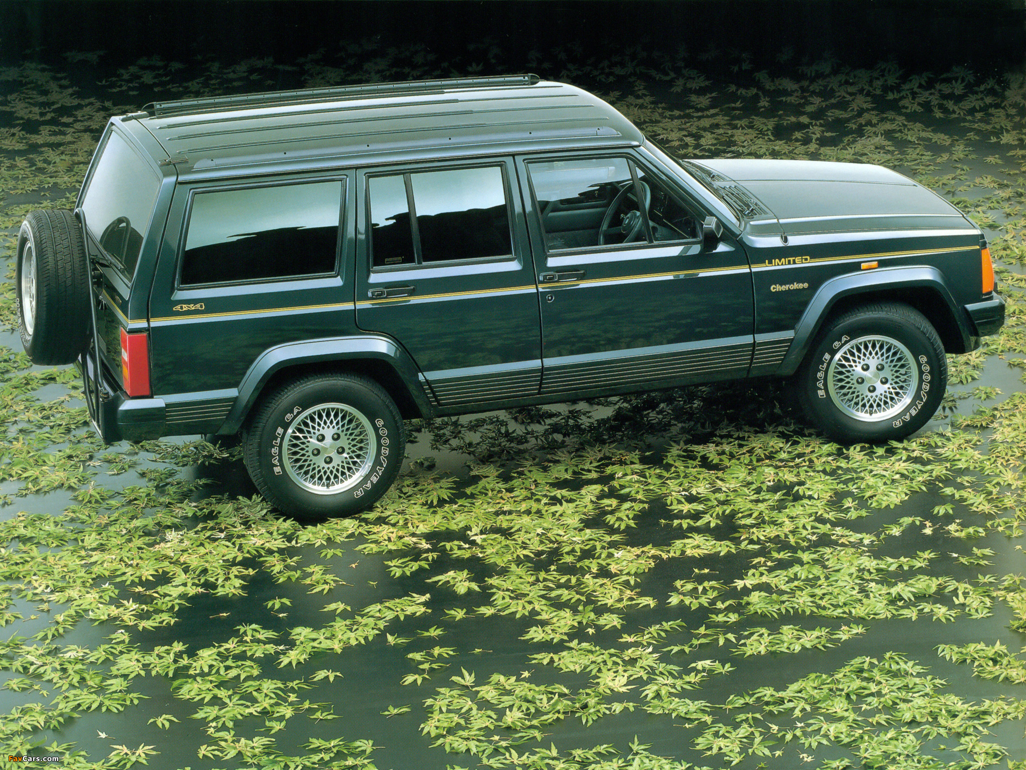 Images Of Jeep Cherokee Limited JP Spec (XJ) 1993u201396 (2048