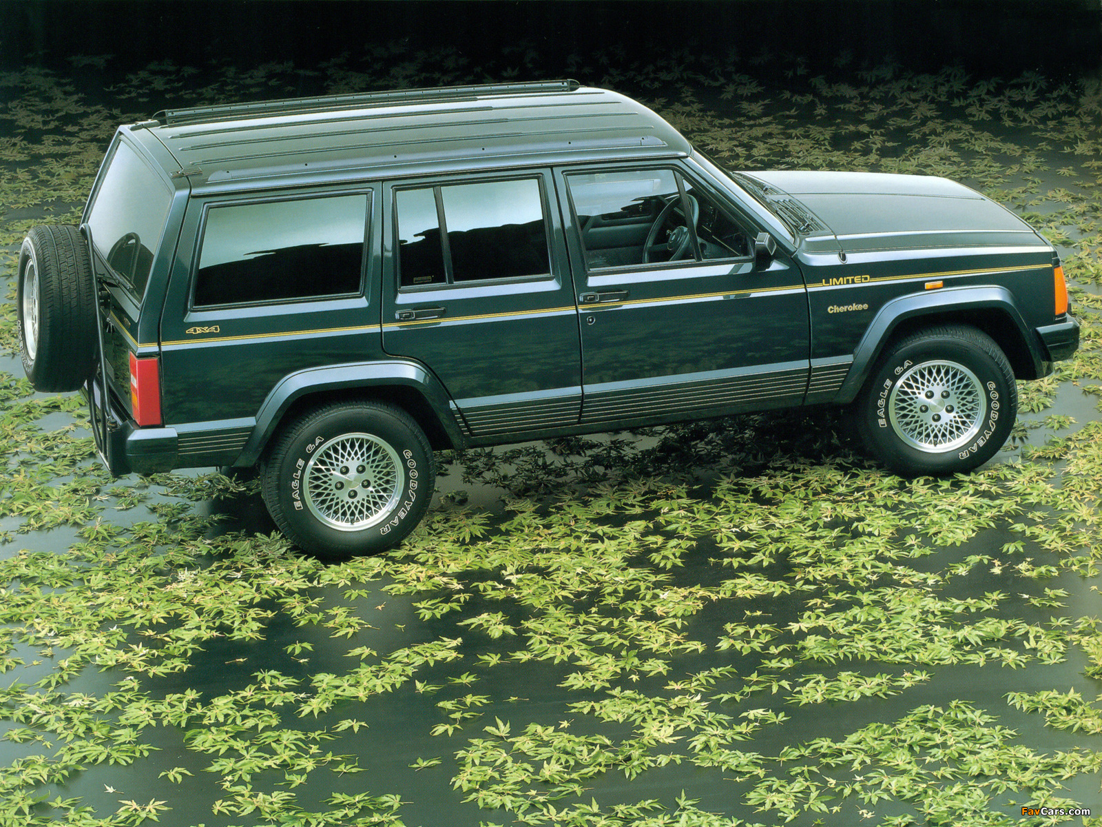 Images Of Jeep Cherokee Limited Jp Spec Xj 1993 96 1600x1200