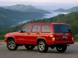 Images of Jeep Cherokee Classic (XJ) 1998–2001