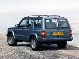 Images of Jeep Cherokee Limited UK-spec (XJ) 1998–2001