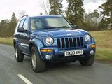 Images of Jeep Cherokee UK-spec (KJ) 2002–05