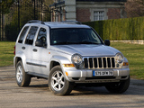Images of Jeep Cherokee (KJ) 2005–07