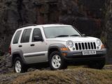 Images of Jeep Cherokee UK-spec (KJ) 2005–07