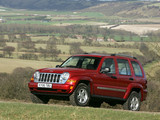 Images of Jeep Cherokee Limited UK-spec (KJ) 2005–07