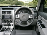 Images of Jeep Cherokee Limited RD UK-spec (KK) 2007