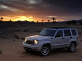 Images of Jeep Cherokee Limited 3.7L EU-spec (KK) 2007