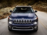 Images of Jeep Cherokee Limited (KL) 2013