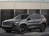 Images of Jeep Cherokee Altitude (KL) 2014