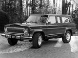 Jeep Cherokee Chief (SJ) 1975–78 images