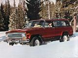 Jeep Cherokee Chief (SJ) 1975–78 photos