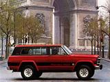 Jeep Cherokee 3-door (SJ) 1978–83 images
