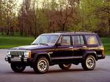 Jeep Cherokee Laredo (XJ) 1985–92 images