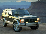 Jeep Cherokee Country (XJ) 1993–96 wallpapers