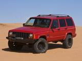 Mopar Jeep Cherokee (XJ) 1997–2001 wallpapers