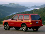 Jeep Cherokee Classic (XJ) 1998–2001 photos