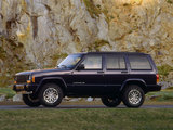 Jeep Cherokee Limited (XJ) 1998–2001 pictures