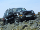 Jeep Cherokee Sport UK-spec (KJ) 2003–05 wallpapers